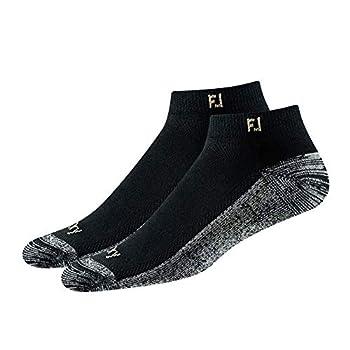 FootJoy Men s ProDry Sport XL 2-Pack Socks Black Size 12-15