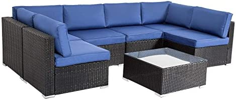 Top 10 Best Rattan Sectionals Sofas of The Year 2020, Buyer Guide With Detailed Features