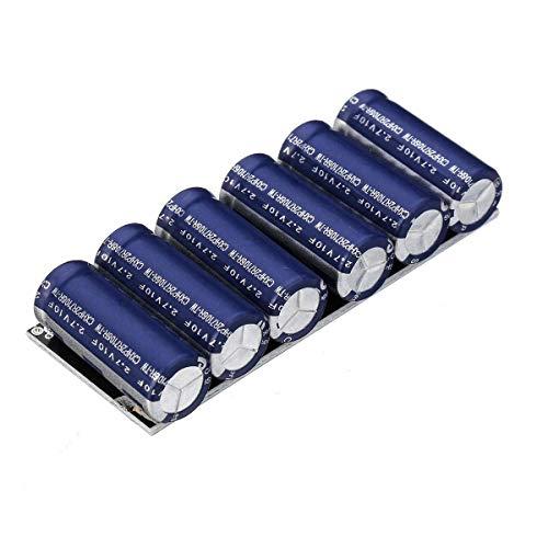 CLJ-LJ 16V 1.6F Farad Capacitor Module 2.7V 10F Super Capacitors with Protection Board Project Development Board