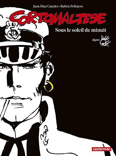 Corto Maltese en noir et blanc, Tome 13 : Sous le soleil de minuit