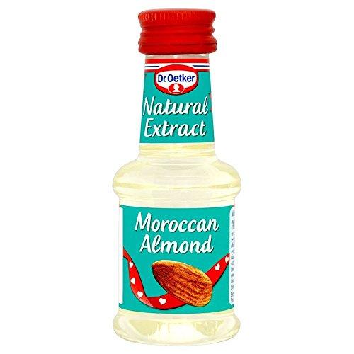 Dr. Oetker Extracto Natural De Almendras Marroquí (35ml) (Paquete de 2)
