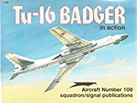 Tu-16 Badger in Action (AIRCRAFT)