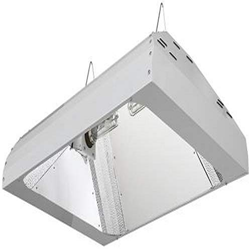Sun System Grow Lights - LEC 630W   208/240V   3100K Lamps - Indoor Grow Light Fixture for Hydroponic and Greenhouse Use - Philips Green Power Full Spectrum CDM Lamps and Internal Ballast Included