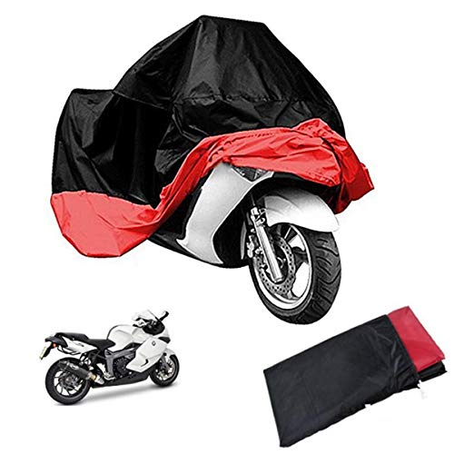 Manutenzione della password Coprimoto Moto Coprimoto Street Bike Coprimoto impermeabile traspirante Accessori moto traspiranti (Size : XL)