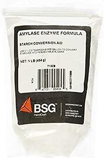 Amylase enzyme - 1 lb.