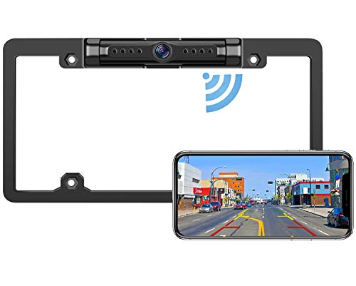 DoHonest WiFi Digital Wireless Backup Camera for iPhone/Android