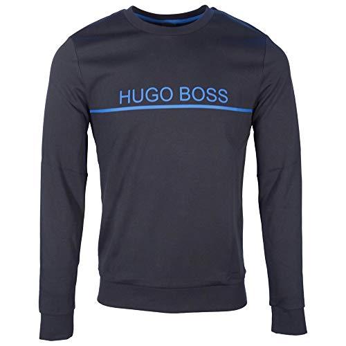 Boss Hugo - Sudadera para hombre Azul (Dark Blue 403) XL