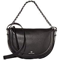 Michael Kors Jagger Small Messenger Bag (Black)