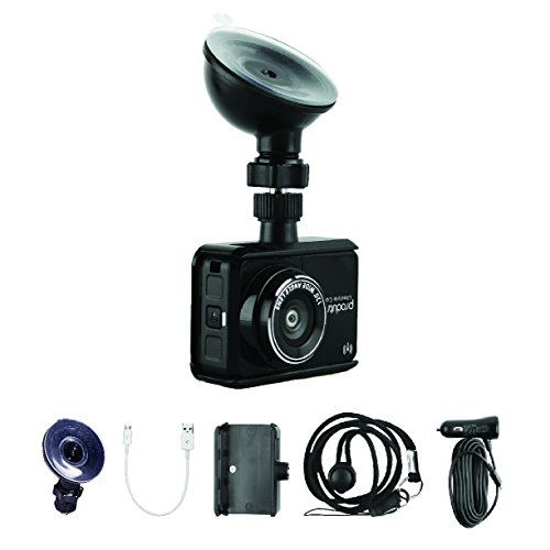 Action Sports Camera Car Dash Cam Wifi - Produtrend Video ActionCam 120 Degree Wide Angle Lens Full...