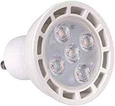 ECO Lights Dimmable LED Bulb, Thermal Plastic,Pack of 4
