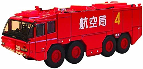 Diamond pet DK-3103 Airport for large chemical Fire Command Vehicle (japan import)