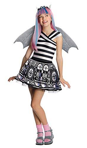Brandsseller Monster High Rochelle - Disfraz infantil de Goyle, talla M