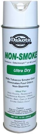 达科他无烟烟味消除器