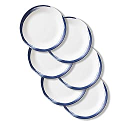 Corelle Chip Resistant circle-shaped Dinner Plates