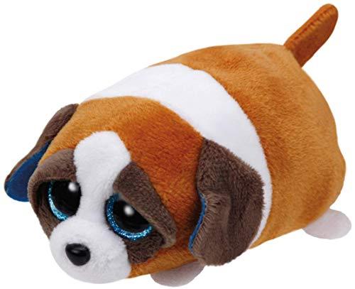 TY Glubschis - Gypsy Hund, braun/weiß - Teeny Tys - 10 cm