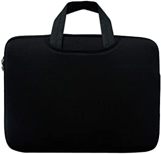 """Goolsky Soft Sleeve Bag Case Briefcase Handlebag Pouch for 14-inch 14"""" Ultrabook Laptop Notebook Portable"""