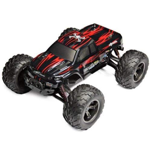 RC Auto kaufen Monstertruck Bild 2: s-idee® 18175 9115 RC Auto Buggy wasserdichter Monstertruck 1:12 mit 2,4 GHz über 40 km/h schnell, wendig, voll proportional 2WD ferngesteuertes Buggy Racing Auto*