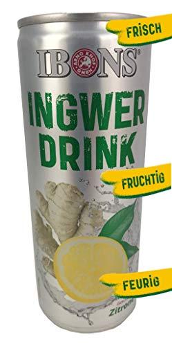 IBONS Ingwer Drink 250ml