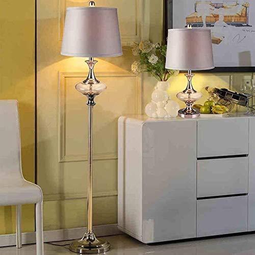 LKK-KK Dormitorio de la planta luces de noche Estudio Moda luces de piso europeas for la sala de estar nórdica creativo