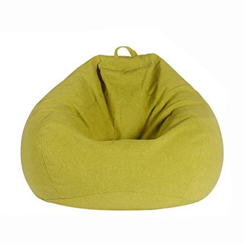 sofa, luifel, sofa, tas, tas, stoel, volwassenen, sofa, slaapzak, (85 x 105 cm) + voetensteun, microvezel, vulling van hoogwaardige deeltjes. A04