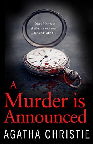 A Murder is Announced (Miss Marple) (Miss Marple Series Book 5) (English Edition)