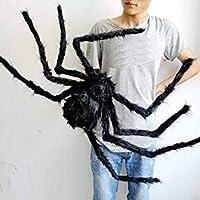 黒蜘蛛 クモ スパイダー お化け屋敷/ハロウィンパーティー装飾用蜘蛛 ハロウィーンの装飾