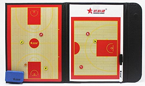 Accessori da basket coach fornisce addestramento e tattiche bordo magnetico tattica Board