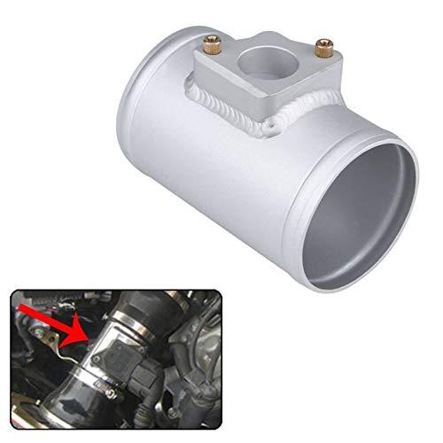 GHDHTY Sensor de Oxígeno, por 76mm Accesorios Adaptador de Montaje for el Coche Accesorios for el Coche Accesorios for el Coche SUZUKl de Coches de Flujo de Aire del Sensor MAF Meter
