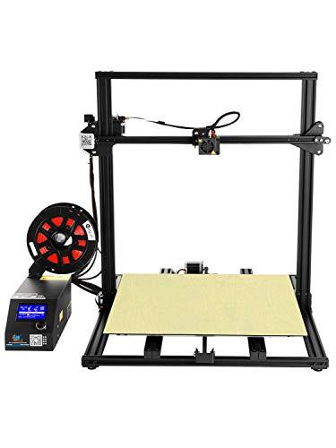 L.W.S Moniteur à Filament de Mise à Niveau de l'imprimante 3D CR-10S S5, Double vis Z, Reprise de l'impression Grand Format 500x500x500mm