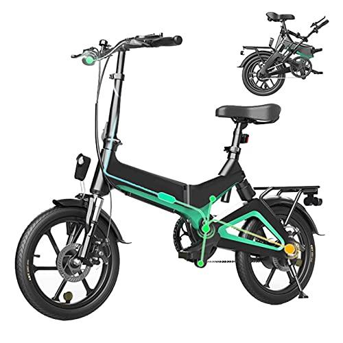 TSTYW Elektrofahrrad Klapprad E-Bike...