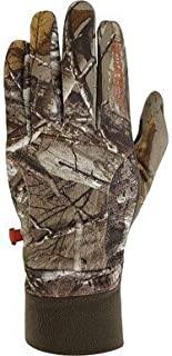 Manzella Men's RealTree AP Forester ST Touch Tip Gloves Large