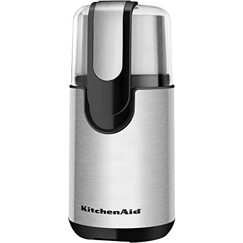 KitchenAid BCG111OB Blade Coffee Grinder - Onyx Black