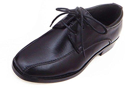 Kinderschuhe Festliche Schuhe Kommunionsschuhe Komfirmationsschuhe Max schwarz Gr.30