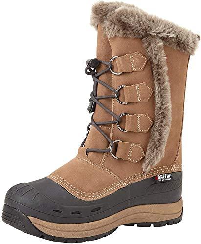 Baffin Chloe Isolierter Stiefel für Damen, Beige (Bg4-Taupe), 37 EU