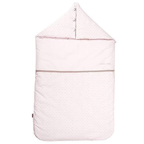 Bebés Sacos de Dormir Infantil Saco para Silla de Paseo Recién Nacido Saco de Dormir Manta 3 Tog Rosado 6-18 Meses