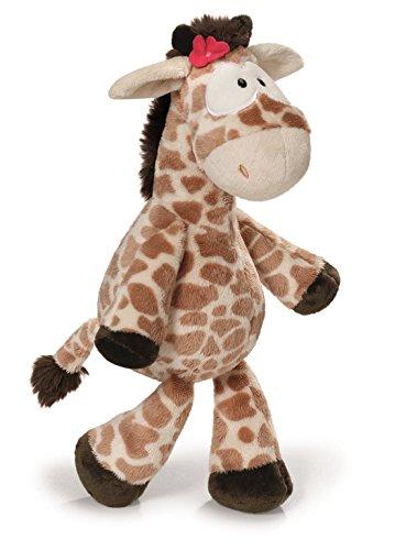 NICI 38617 - Giraffe Debbie, 15 cm, Schlenker