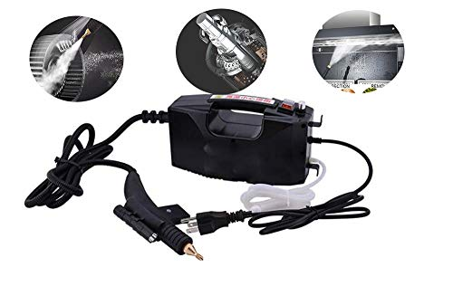 Amazing Deal CGOLDENWALL High Temperature High Pressure Steam Cleaner Portable Cleaning Machine Auto...
