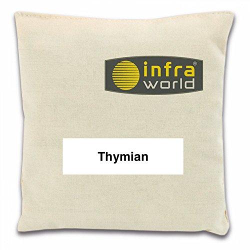Coussin d'herbes, thym, Infraworld S2275–4