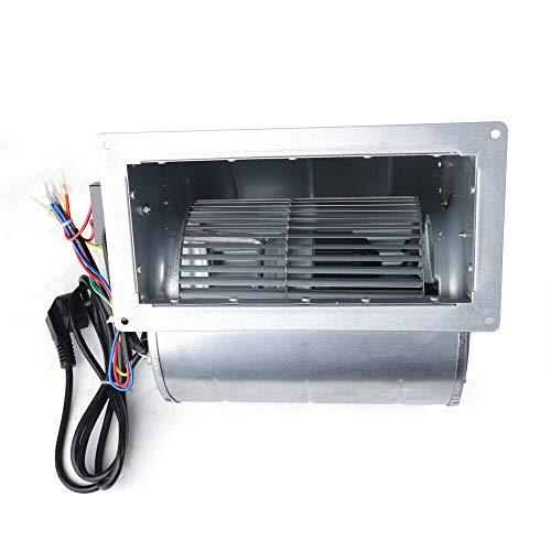 Ventilation Centre - Extractor de aire de pared para ventilación industrial (220 V, 300 W, diámetro de 146 mm)