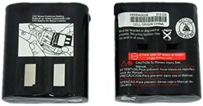 Sundely 2 Replacement Battery Packs For Motorola Talkabout 2/Two Way Radios Walkie Talkie New