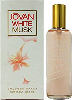 Jovan White Musk By Jovan For Women. Cologne Spray 3.25 Oz.