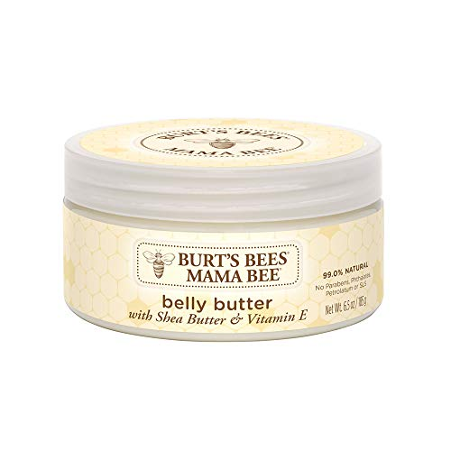 Mama Bee Belly Butter with Shea Butter & Vitamin E 6.5 Ounce...