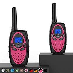 in budget affordable Topsung Walkie Talkies Long Range, M880 FRS Bidirectional Adult Radio, LCD Microphone Screen / Durability…