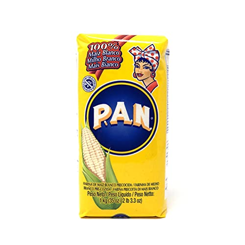 Harina PAN Bianco Confezione da 10 kg (1kg x 10pezzi)