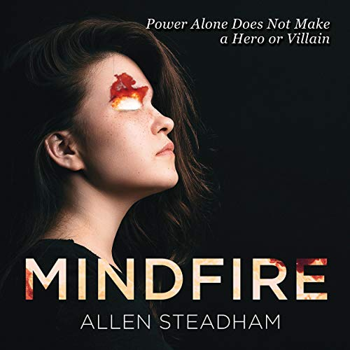 Mindfire audiobook cover art