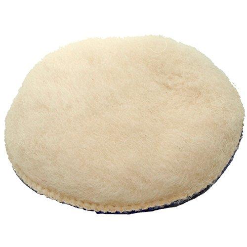 Flexi-disc Bouchon de polissage en laine d'agneau 125 mm (12,7 cm)