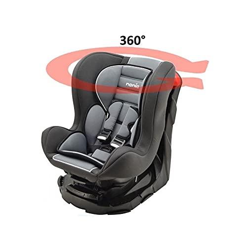 Seggiolino auto nania revo 360