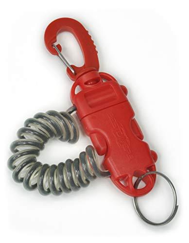 Best divers Ai0216Sr - Clip Extensible, Color Rojo