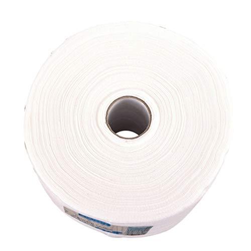 Minkissy 1 rouleau de tissu en coton non-tissé pour le visage et le visage