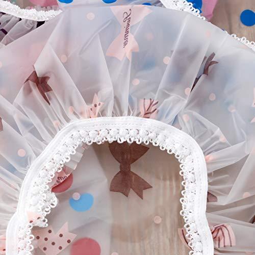 ruiruiNIE Capuchon Imperméable Coffre-Fort Bébé Douche Cap Enfants Bain Visière Chapeau Réglable Bébé Capuchon De Douche Protéger Yeux Cheveux Wash Shield pour Enfants
